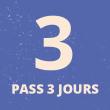 PASS 3 JOURS A 70€